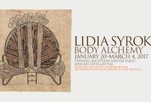 Lidia Syroka: Body Alchemy