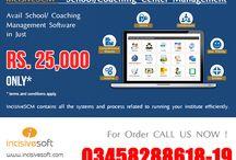 IncisiveSCM-School/Coaching Management Software / School/Coaching Management Software