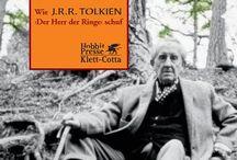 Tolkiens Werke - Mittelerde / Der Hobbit, Das Silmarillion, Nachrichten aus Mittelerde, Die Kinder Húrins, Die Abenteuer des Tom Bombadil, der Herr der Ringe, The Lays of Beleriand, The Return of the Shadow, The Treason of Isengard and more...