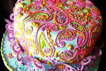 Идеи тортов