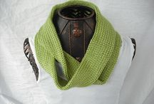 Sabby's Knitting and Crochet infinity scarfs and More*** / by sabrina purvis