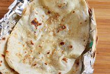 Naan-Non-Flat Bread-Pita-Uzbek
