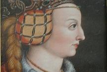 65/Queen Clemence de Hongrie 1293-1328