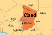 Čad - N'Djamena