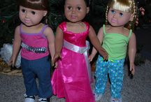 """18 inch Dolls In the Spotlight / Your doll will love being in the spotlight / by Springfield 18"""" Dolls"""