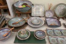 Pottery / 碗,盤子,杯子 等等