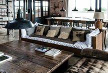 Industrial Design / Industrial Interior Design