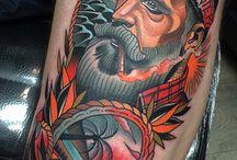 Tatto braço