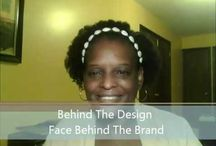 Behind The Design / Join Accented Glory for a behind the scenes look at our brand! Follow us on Facebook at www.facebook.com/AccentedGlory for FBLive on Tuesdays at 10pm EST. JOIN SHARE LEARN