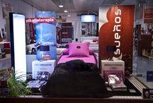 Exposición Septiembre de 2011 / Breve muestra de la exposición de Sueños. Todo para su descanso en Otoño de 2011