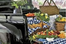 Picnic / by Dolly Gray-Robison