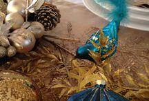 Festive decorations by Minna Kirsi