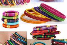 Bracelet and neklasses
