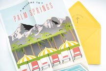 Sunny Palm Springs / by Shannon Leahy Events