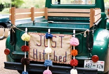 Wedding Car Decoration Ideas / View some Wedding Car Ideas to decorate your Wedding Transport. Remember to keep it simple. Read this for more info https://www.premiercarriage.co.uk/news/wedding-car-decoration/