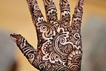 Henna Designs | Bridal Mehndi / by Scarlett Litherland