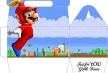 scatole super Mario