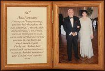 50th wedding anniversary words