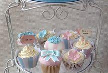 Cupcake  Bautizo