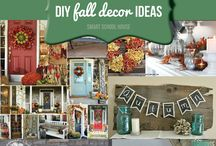 Fall Ideas / by Stephanie W.