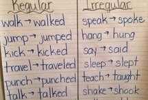 ırregular verbs