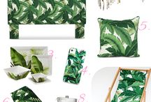 Trend: Palm Print / by Graham & Brown