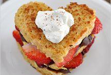 Valentine's Treats - Solar Shield found / Valentine's food Ideas