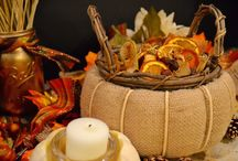 Fall DIYs & Entertaining / It's Fall Y'all! Celebrate with home decor, pumpkin spice latte's and Fall entertaining ideas
