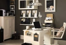 CRAFT ROOM INSPIRATION / by Debbie Harrington