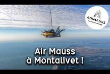 Air Mauss Parachutisme - Montalivet 2017 / À partir du 22 avril jusqu'à la fin de l'été 2017, Air Mauss Parachutisme propose de sauter en tandem à Montalivet proche de Bordeaux ! Sensations fortes garanties  Réservez votre saut : https://goo.gl/JuvkmV