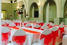 Birmingham Botanical Gardens / Chair covers for special events