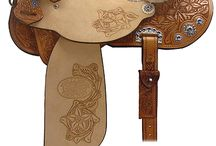 Saddles / by Mindy Bohn
