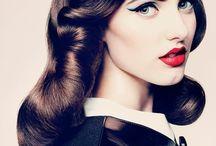 Retro Rewind *HAIR* & *MakeUP* / by Stephanie Theimer