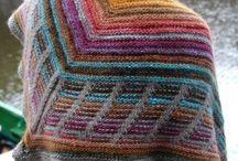 Ting, jeg vil bære strikket sjal