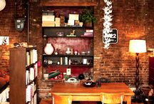 【decor】Design Studio & Loft Inspiration / Inspiration for my new conversion loft/studio