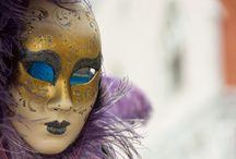 Venice, Venetian masks