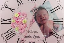 babies scrapbook ideas