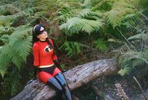 Cosplay Incredibles