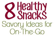 healthy snacks / Great options for Healthy Snacks!