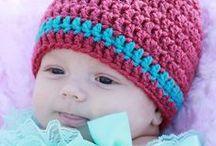Crochet pattern for hats