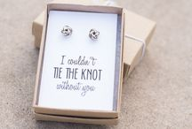 Wedding / Maid of honor and bride ideas