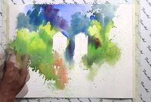 4. You Tube, Watercolor Videos / by R Perry