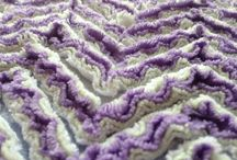 Patchwork chenille ou slashing
