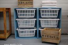 Laundry/Bath Rooms / by Shivaun Mitchell