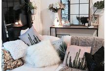 Cosy Salon  / Living Room