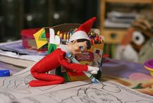 Elf on the Shelf Ideas that don't cost any money / by Gourmet Invitations