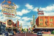Vintage Vegas / Board full / by Diane Yacopino