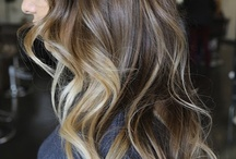 Hair / Pictures of long, thick, beautiful hair. Funky hair style ideas. Unique hair colors. Braids. Inspiration for hairdos that I'll never be able to pull off and other envy-invoking locks. / by Nicole | Pumps & Iron
