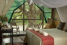 Aranżacja salonu w stylu afrykańskim / Aranżacja salonu z Afryką w roli głównej - http://bit.ly/1PUzlw3  ☼ ☼ ☼