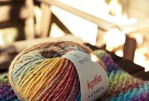 Crochet your knits with macrame